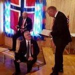 Kaj Inge Meland, Oddvar Indergård og Leif Edvard Landrø